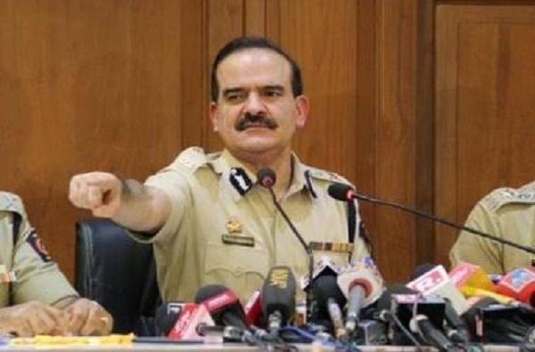 Param Bir Singh Police Commissioner