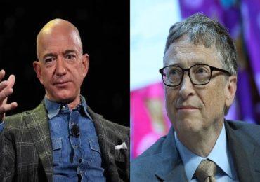 कोरोनाचा हाहा:कार, जगातील 500 श्रीमंतांनी 32 लाख 4 हजार 570 कोटी रुपये गमावले, बेजोस, गेट्सचं सर्वाधिक नुकसान
