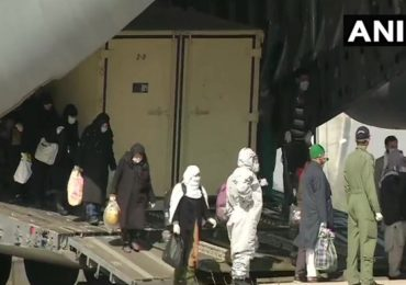 हवाई दलाचं विशेष विमान, इराणमध्ये अडकलेले 58 भारतीय अखेर मायदेशी