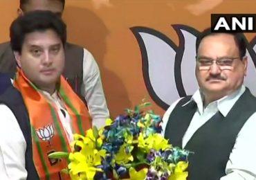 Rajyasabha Election Live |  राज्यसभा निवडणुकीचे निकाल जाहीर, मध्य प्रदेशात ज्योतिरादित्य शिंदे विजयी