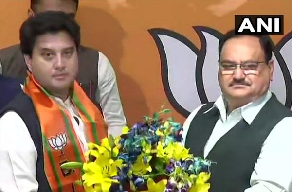 Rajyasabha Election Live    राज्यसभा निवडणुकीचे निकाल जाहीर, मध्य प्रदेशात ज्योतिरादित्य शिंदे विजयी