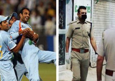 VIDEO: टीम इंडियाला वर्ल्ड कप जिंकून देणारा 'DSP' रस्त्यावर, काही वेळातच शहर लॉकडाऊन
