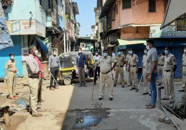 मुंबईत 65 वर्षीय 'कोरोना'ग्रस्ताचा मृत्यू, मालवणी परिसर बीएमसी-पोलिसांकडून सील