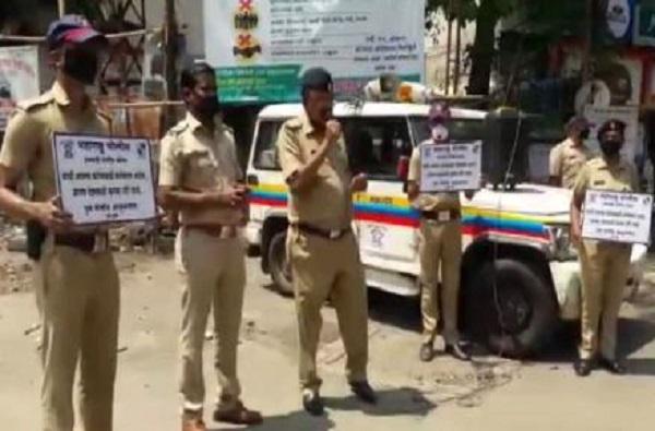 Pune Curfew   पुणे पोलिसांचं आणखी एक कडक पाऊल, शहरात 5 ठिकाणी कर्फ्यू लागू