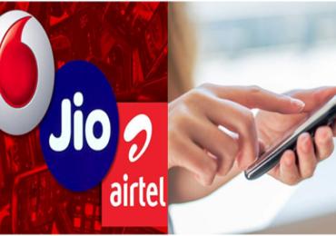 ग्राहकांसाठी 200 रुपयापर्यंतचे नवीन प्रीपेड प्लॅन, Reliance Jio, Airtel आणि Vodafone कडून नवीन ऑफर