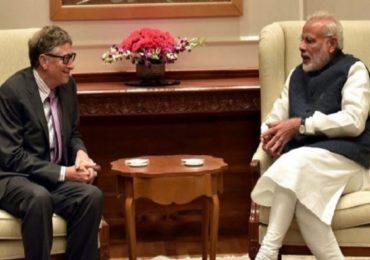 बिल गेट्सकडून नरेंद्र मोदींच्या 'कोरोना' लढ्याचं कौतुक, 'आरोग्यसेतू अॅप'चीही स्तुती