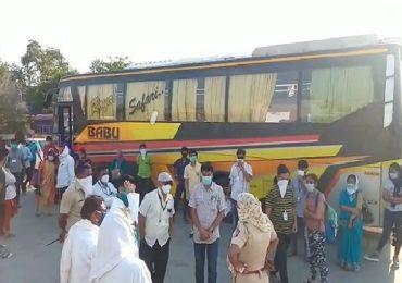 कोटामध्ये अडकलेले 60 विद्यार्थी बीडमध्ये परतले, कुटुंबियांना मोठा दिलासा
