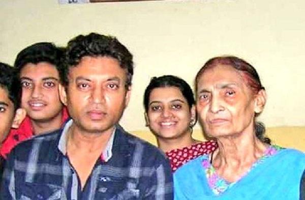 Irrfan Khan Died | तीन दिवसांपूर्वी इरफान खानच्या आईचे निधन, आईची शेवटची इच्छाही अपूर्ण
