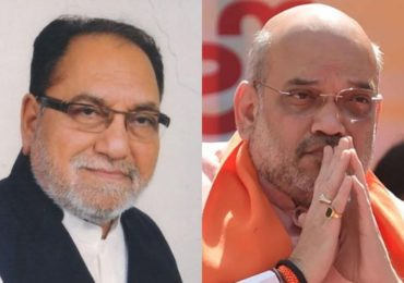 पालघरमधील साधूंच्या हत्येचं राजकारण, आता बुलंदशहरबाबत अमित शाह गप्प का? : खासदार हुसेन दलवाई