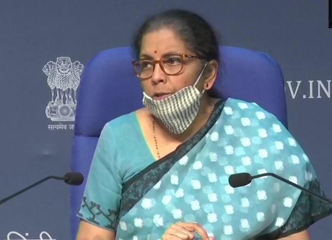 Nirmala Sitharaman   आरोग्य, शिक्षण, मनरेगासाठी विशेष तरतुदी, 20 लाख कोटींचे पॅकेज नेमकं कसं?