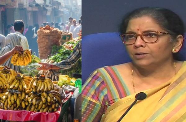 Nirmala Sitharaman | फेरीवाल्यांना प्रत्येकी 10 हजारापर्यंत कर्ज, सीतारमण यांची मोठी घोषणा
