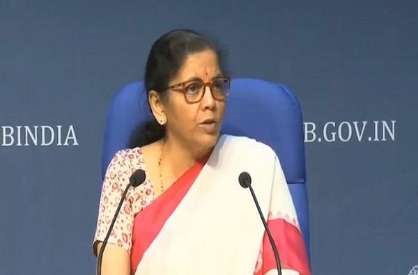 Nirmala Sitharaman | शेती संबंधित उद्योगांसाठी 1 लाख कोटींची तरतूद : अर्थमंत्री