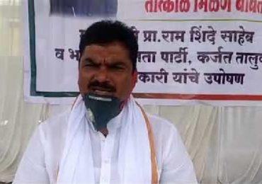 धनगर आरक्षणाचा प्रश्न सुटला पाहिजे, अन्यथा लोक रस्त्यावर फिरु देणार नाहीत : राम शिंदे