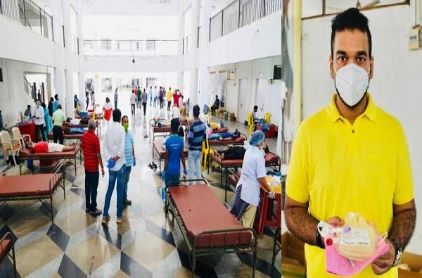 रणजी खेळाडू 'कोरोना'विरुद्ध मैदानात, 91 क्रिकेटपटूंचे रक्तदान
