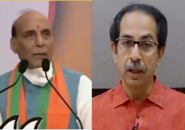 सत्तेच्या लालसेतून शिवसेनेकडून धोका, महाराष्ट्रात तीन पक्षांचे सरकार नव्हे, सर्कस : राजनाथ सिंह