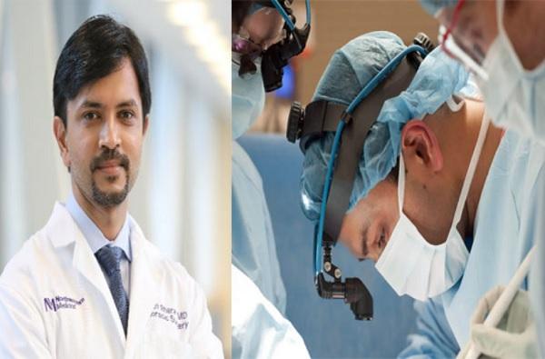 अमेरिकेत भारतीय वंशाच्या डॉक्टरची किमया, कोरोनाग्रस्त महिलेवर गुंतागुंतीचे फुफ्फुस प्रत्यारोपण