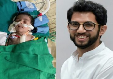 Aaditya Thackeray | जन्मतःच हृदयात तीन ब्लॉक, अर्भकाला मदतीचा हात, आदित्य ठाकरेंचे वाढदिवशी स्तुत्य पाऊल