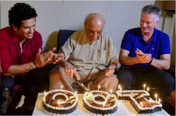 Vasant Raiji | क्रिकेटचा चालता-बोलता इतिहास हरपला, भारतातील सर्वात वयोवृद्ध क्रिकेटपटूचं शंभराव्या वर्षी निधन