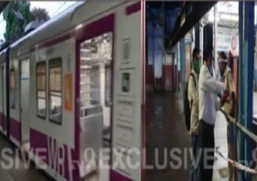 Mumbai Local | तीन महिन्यांनी मुंबईची लाईफलाईन पुन्हा रुळावर, अत्यावश्यक सेवेसाठी लोकल सुरु