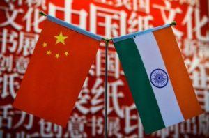 India-China Face Off