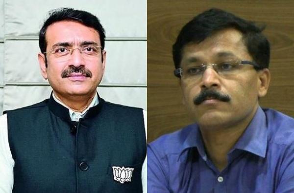 Nagpur Mayor Sandip Joshi on Commissioner Tukaram Mundhe