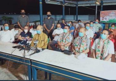 Manipur Govt Crisis | मणिपूरमध्ये सत्ताधारी भाजपला सुरुंग, 9 आमदारांची बंडखोरी, तिघे काँग्रेसमध्ये