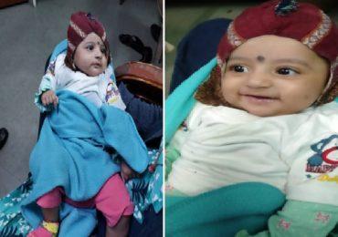 चार महिन्यांच्या बाळाला झुडपात सोडणारी पुण्याची पाषाणहृदयी आई अटकेत
