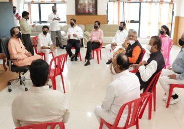 Shivsena Foundation Day | भविष्यात शिवसैनिकाला पंतप्रधानही करणार, उद्धव ठाकरे यांचा निर्धार