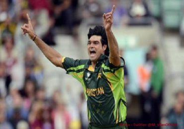 Mohammad Irfan's death rumours | पाक क्रिकेटर मोहम्मद इरफानच्या अपघाती मृत्यूची अफवा