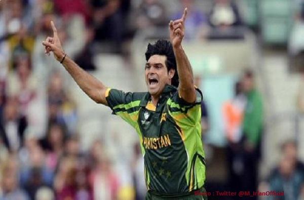 Mohammad Irfan's death rumours   पाक क्रिकेटर मोहम्मद इरफानच्या अपघाती मृत्यूची अफवा