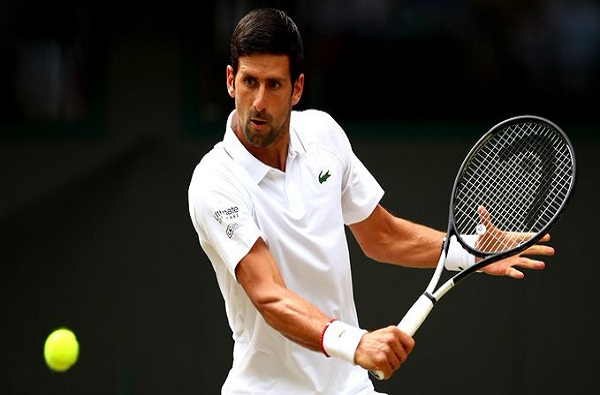 Novak Djokovic | टेनिस स्टार नोव्हाक जोकोविचला कोरोना, पत्नीही पॉझिटिव्ह