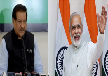 Prithviraj Chavan | चीनच्या पंतप्रधानांना मोदी 19 वेळा भेटले, काय निष्पन्न झाले? : पृथ्वीराज चव्हाण