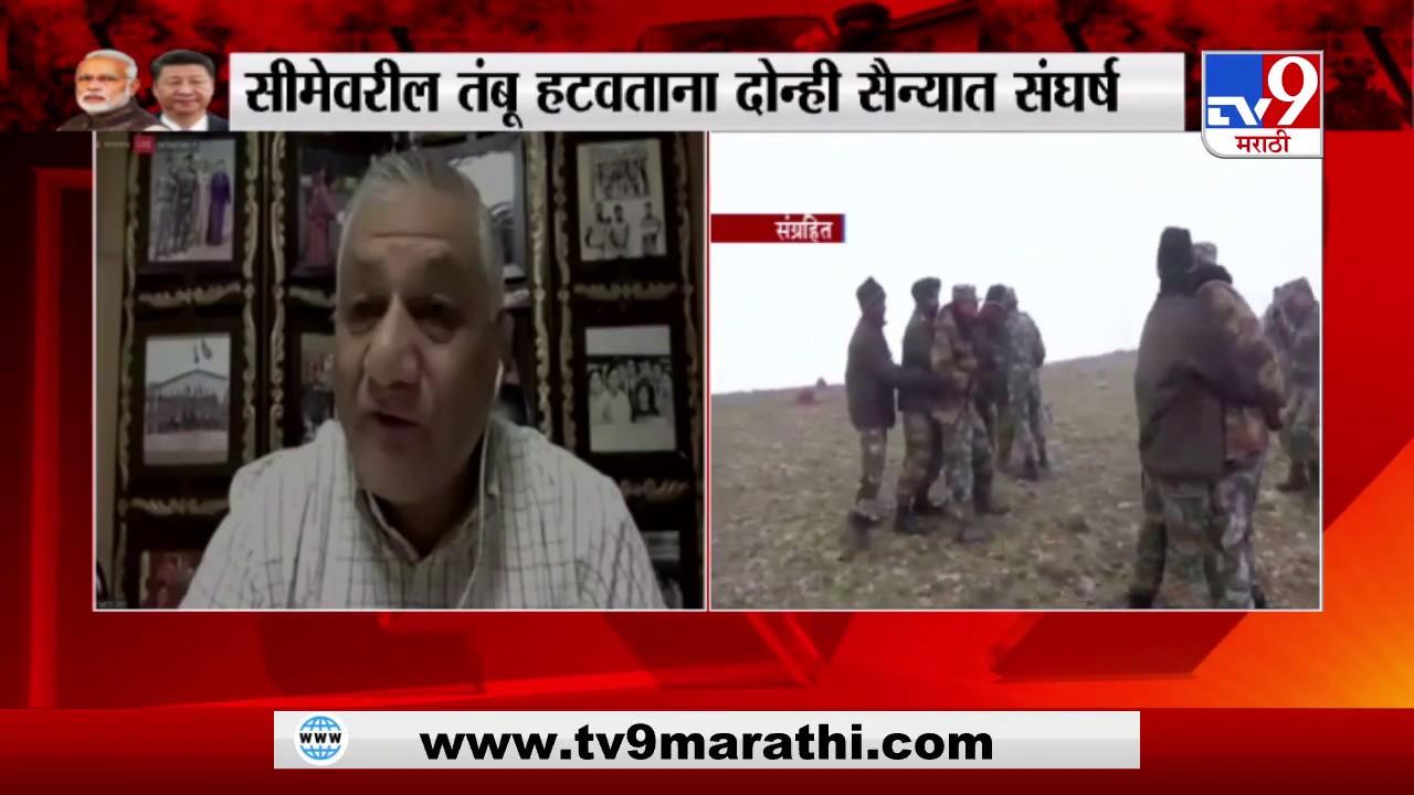 भारत-चीन संघर्षात 40 चिनी सैनिक ठार, माजी संरक्षण राज्यमंत्री व्ही. के. सिंग यांचा दावा