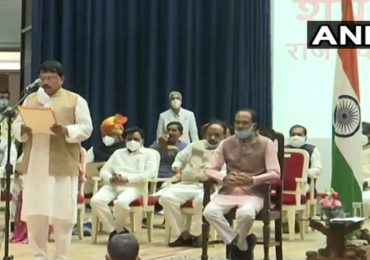 Madhya Pradesh | शिवराजसिंह सरकारचा मंत्रिमंडळ विस्तार, 28 पैकी 12 मंत्री शिंदे गटाचे