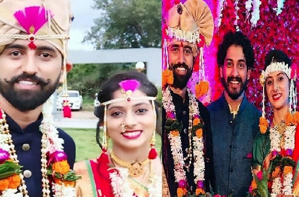 Tejpal Wagh Wedding | अभिनेता-लेखक तेजपाल वाघ विवाहबंधनात