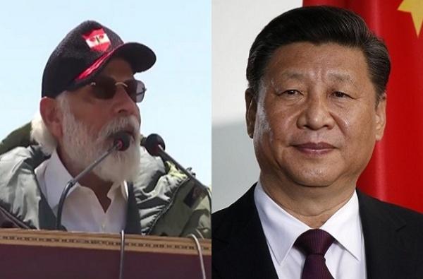 'चीनचे राष्ट्राध्यक्ष युद्धाची गर्जना करतायंत, तरीही मोदी सरकारमधील नेते शांत का?'