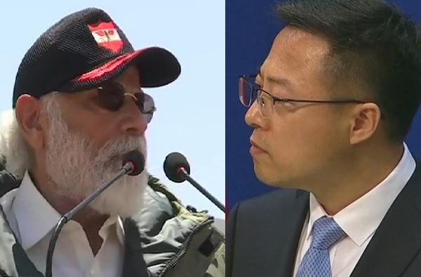China on PM Modi Leh Visit   पंतप्रधान नरेंद्र मोदी यांच्या लेह-लडाख दौऱ्यावर चीनची पहिली प्रतिक्रिया