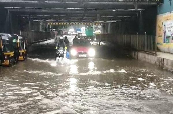Rain Live | मुंबईसह महाराष्ट्रात धुवाँधार पाऊस, हतनूर धरणाचे 6 दरवाजे उघडले, कोकणात 7 जुलैपर्यंत अतिवृष्टी