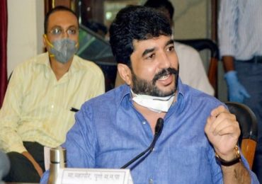 Murlidhar Mohol Corona | पुण्याचे महापौर मुरलीधर मोहोळ यांना कोरोनाचा संसर्ग