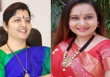 Priya Berde Join NCP | अभिनेत्री प्रिया बेर्डेंसह कलाकारांची फौज राष्ट्रवादीत, रुपाली चाकणकर म्हणतात....