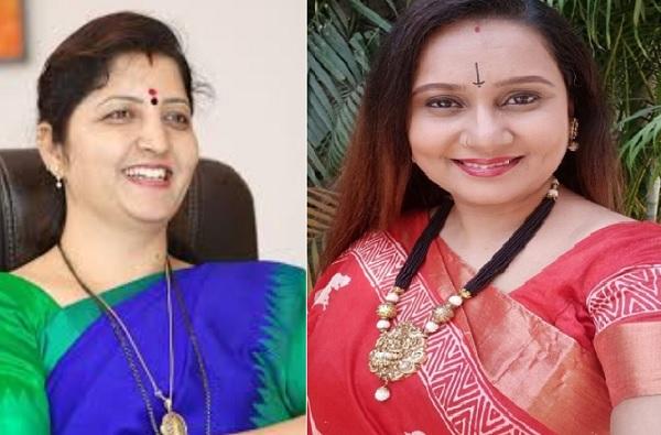 Priya Berde Join NCP | अभिनेत्री प्रिया बेर्डेंसह कलाकारांची फौज राष्ट्रवादीत, रुपाली चाकणकर म्हणतात….
