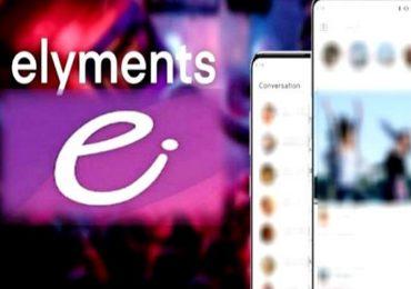 App Elyments | व्हिडीओ कॉल ते ई-पेमेंट, भारताचं पहिलं सोशल मीडिया अॅप 'एलिमेंट्स' लाँच