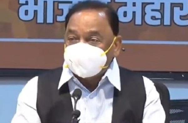 LIVE: महाराष्ट्राला मुख्यमंत्रीच नाही, जो आहे तो 'मातोश्री'च्या बिळात : नारायण राणे