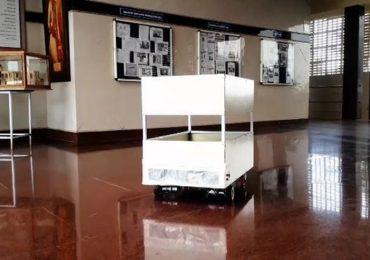 कोरोना योद्ध्यांसाठी रोबोकार्टची निर्मिती, मोबाईलने नियंत्रण, रत्नागिरीच्या विद्यार्थ्यांचा प्रयोग