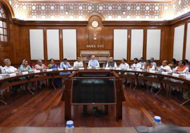 Cabinet Decision |  मोफत धान्य, मजुरांना भाड्याने घर, मोदी सरकारच्या मंत्रिमंडळ बैठकीतील महत्त्वाचे निर्णय