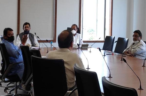 SARTHI Meeting   अजित पवारांचा धडाका, दोन तासात 'सारथी'ला 8 कोटी, परिपत्रक जारी