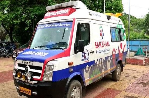 Pune Corona   बिबवेवाडी ते दीनानाथ रुग्णालय जाण्यासाठी 8 हजार रुपये, रुग्णवाहिकेवर गुन्हा दाखल