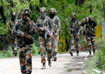PoK मधून 250-300 दहशतवादी भारतात घुसखोरीच्या तयारीत, कुपवाडात 2 जणांचा खात्मा