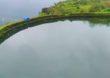 Hatti Lake | रायगडावरील ऐतिहासिक हत्ती तलाव दीडशे वर्षानंतर पूर्ण भरला