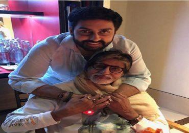 Amitabh Bachchan Corona | अमिताभ बच्चन आणि अभिषेकला कोरोना